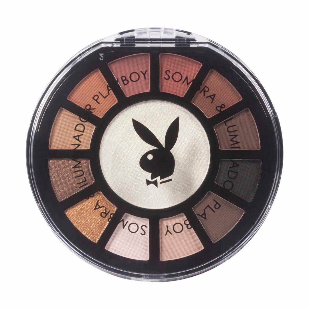 Paleta de Sombras Playboy - HB94570
