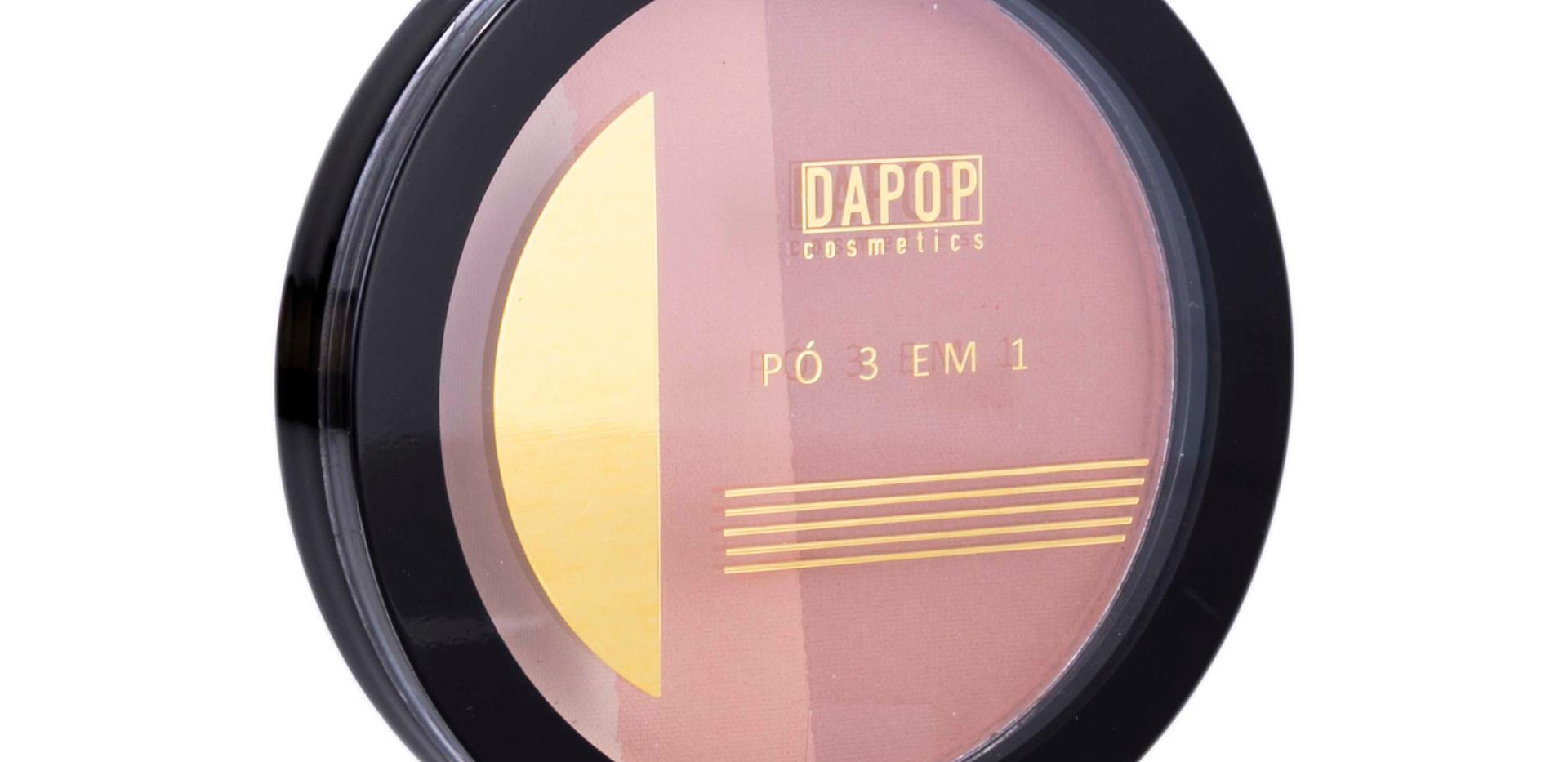 Pó 3 em 1 Dapop - HB96764