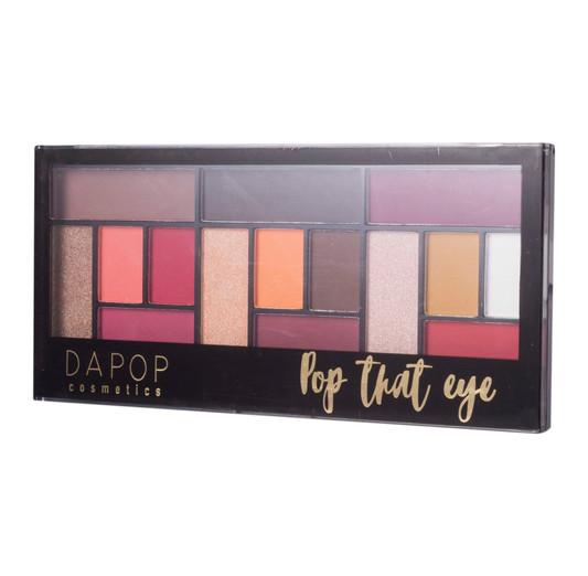 Paleta de Sombras Pop That Eye Dapop - HB96607