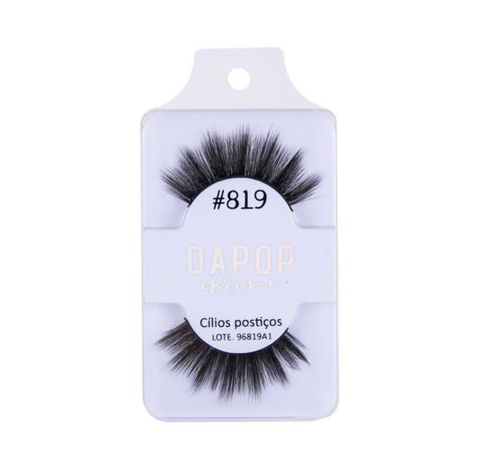 Cílios Postiços Premium #819 Dapop - HB96819 (2)
