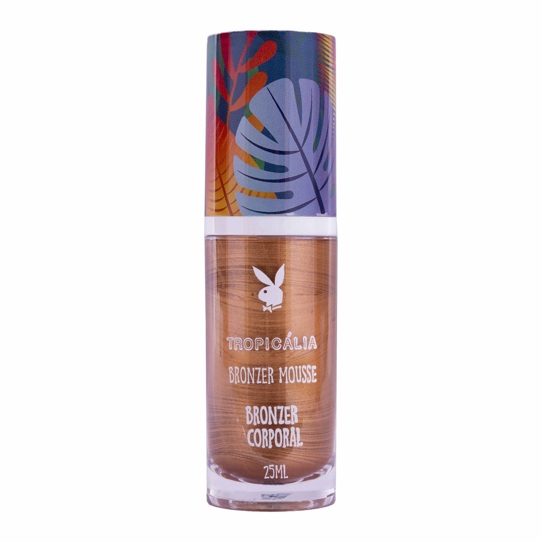 Bronzer Mousse Playboy - PB5012