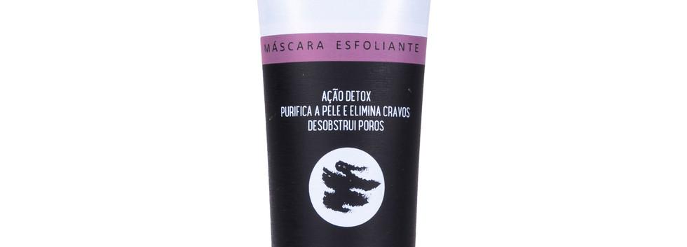 Máscara Esfoliante Carvão Ativado Dapop - DP2036