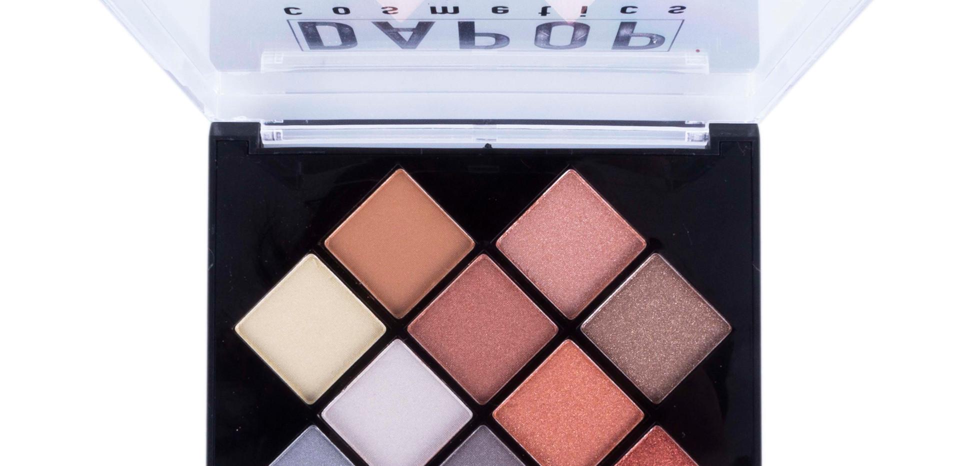 Paleta de Sombras 12 Cores Dapop - HB96726 (cor 2)