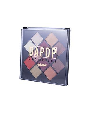 Paleta de Sombras 12 Cores Dapop - HB96726