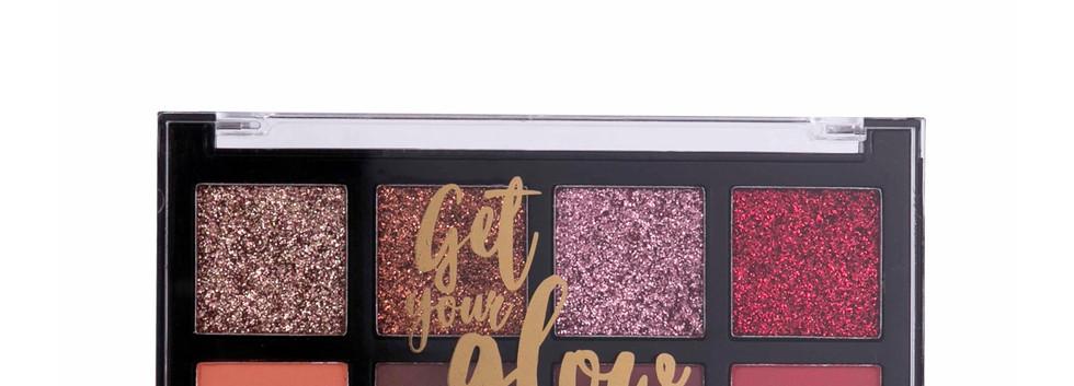 Estojo de Sombras Get Your Glow Dapop - HB96977