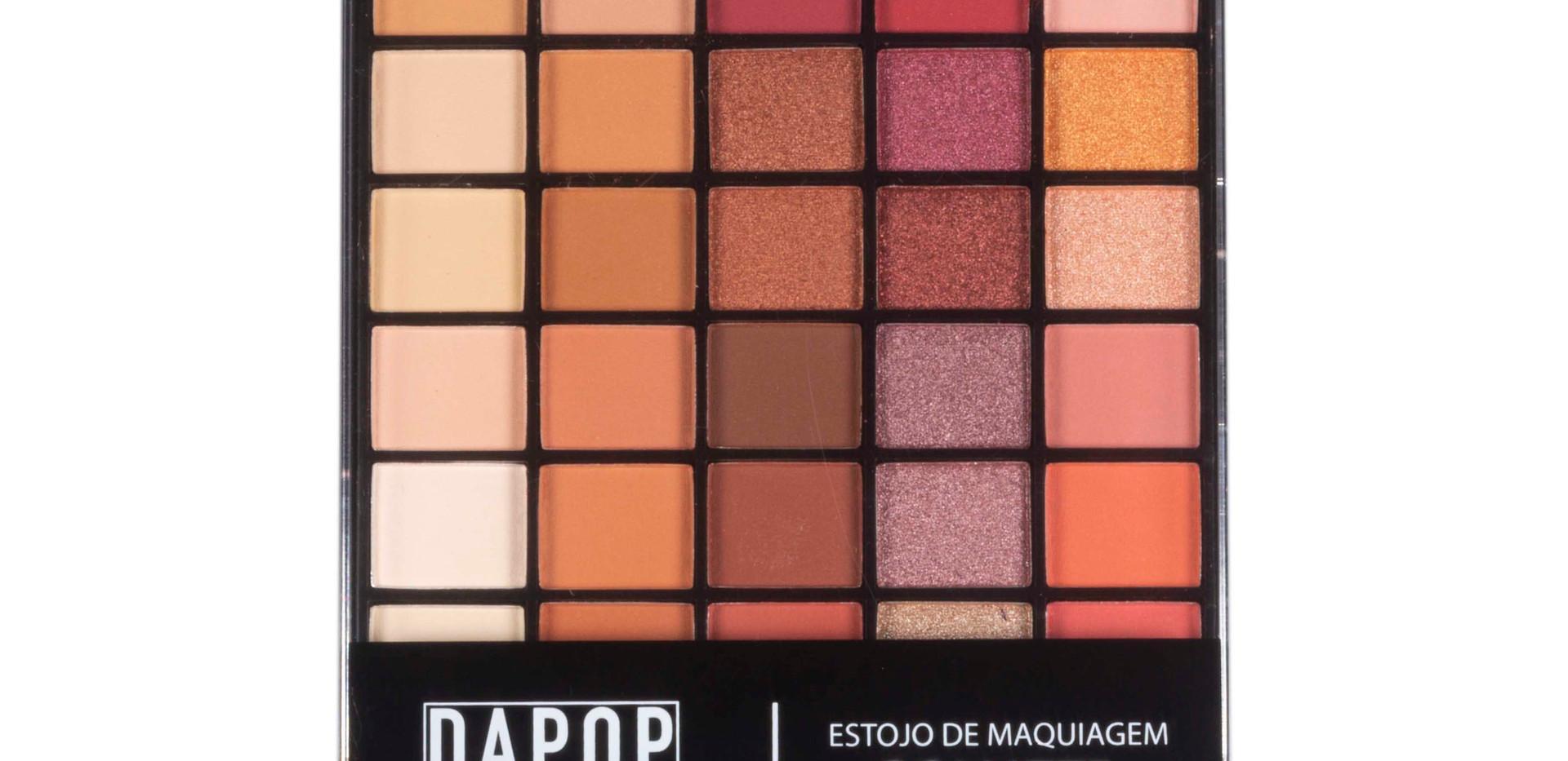 Paleta de Sombras 30 Cores Dapop - HB96777