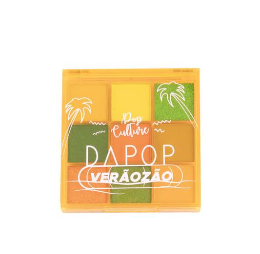 Paleta de Sombras Verãozão Dapop - HB100143