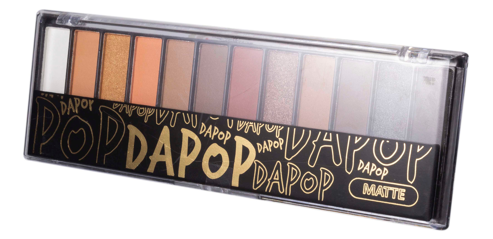 Paleta de Sombras 12 Cores Dapop - HB93147