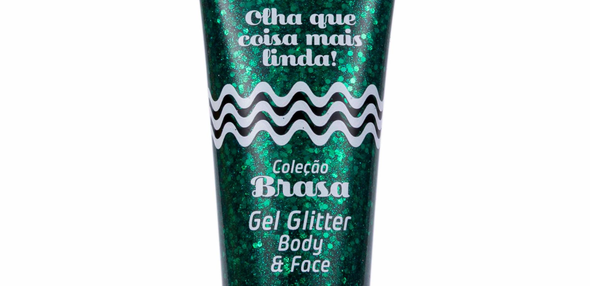 Gel Glitter Dapop - DP2068 (cor 5)