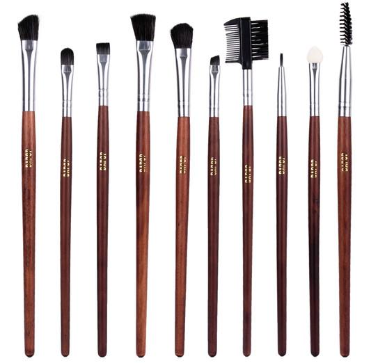 Kit de Pincéis Brown com 26 Peças Dapop - HB96696 (2)