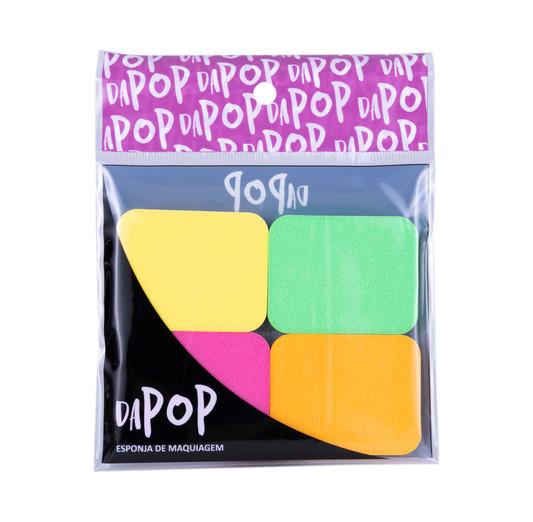 Kit de Esponjas com 4 Peças Dapop - HB97447 (3)