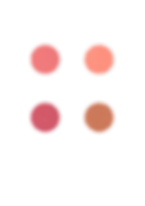 Blush Mini OMG Dapop Cores - HB93143