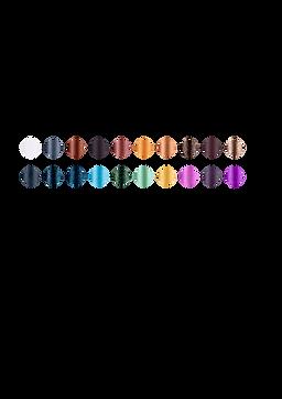 Lápis de Olho Metálico Dapop Cores - HB98008