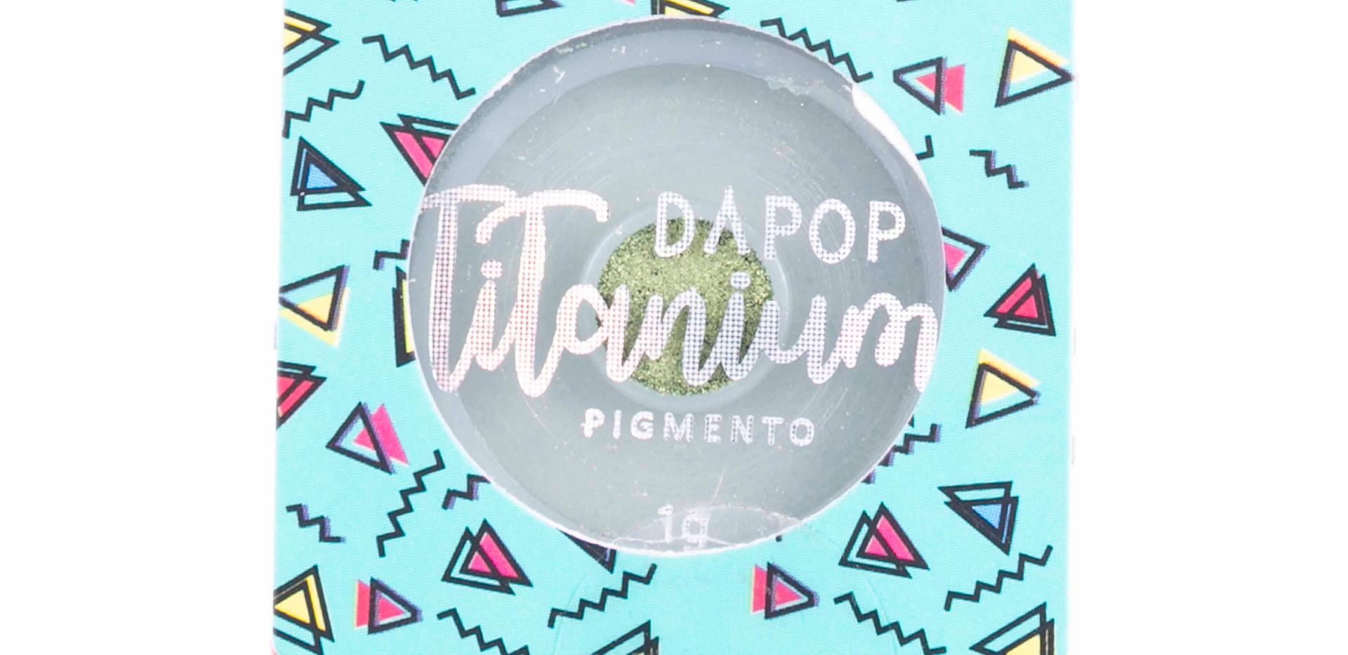 Pigmento Titanium Pistache Dapop - DP3503 (4)