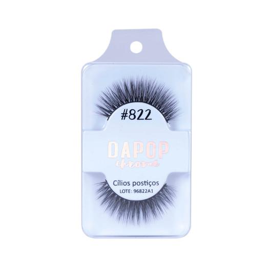 Cílios Postiços Premium #822 Dapop - HB96822 (2)