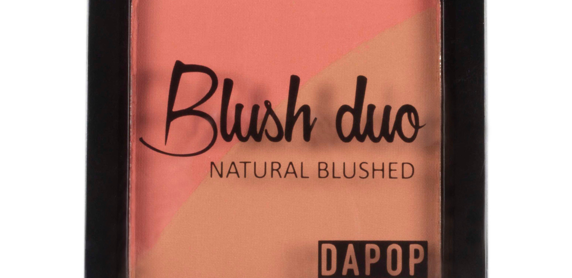 Blush Duo Natural Blushed Dapop - HB96814
