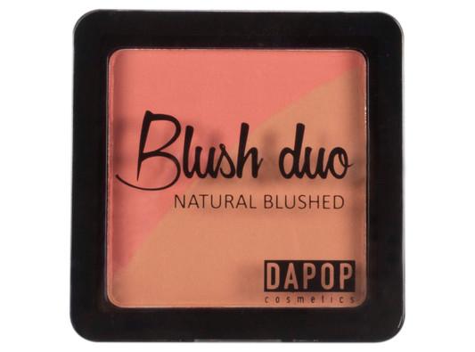 Blush Duo Natural Blushed Dapop - HB96814