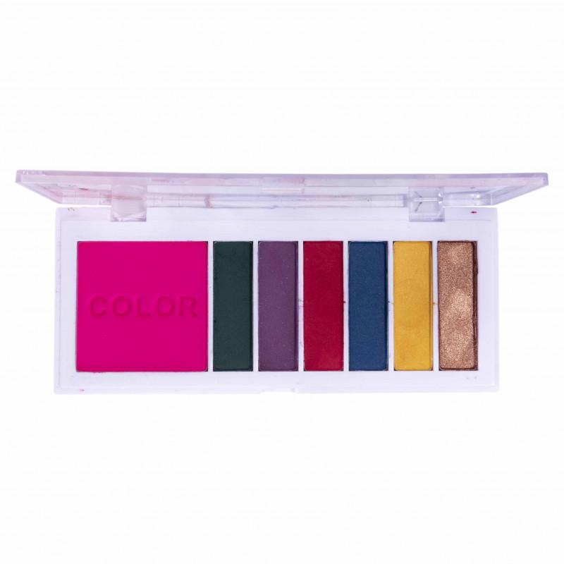 Paleta de Sombras Tropicália Color Playboy - HB5009