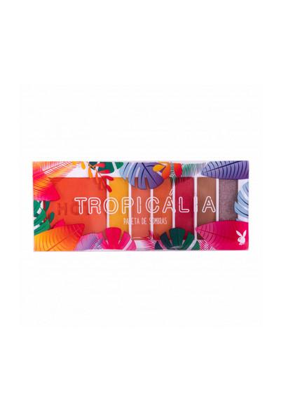 Paleta de Sombras Tropicália Playboy - HB5009