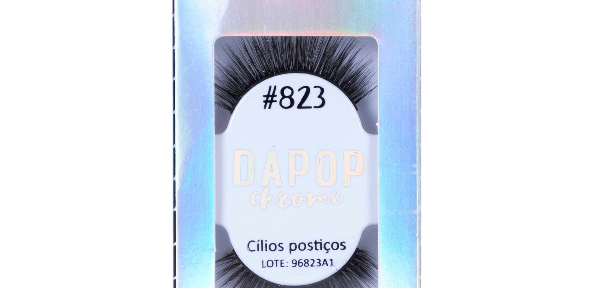 Cílios Postiços Premium #823 Dapop - HB96823 (3)