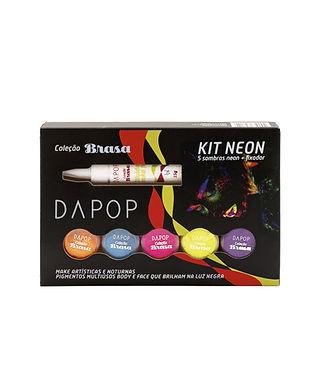 Kit Neon Dapop - DP2092