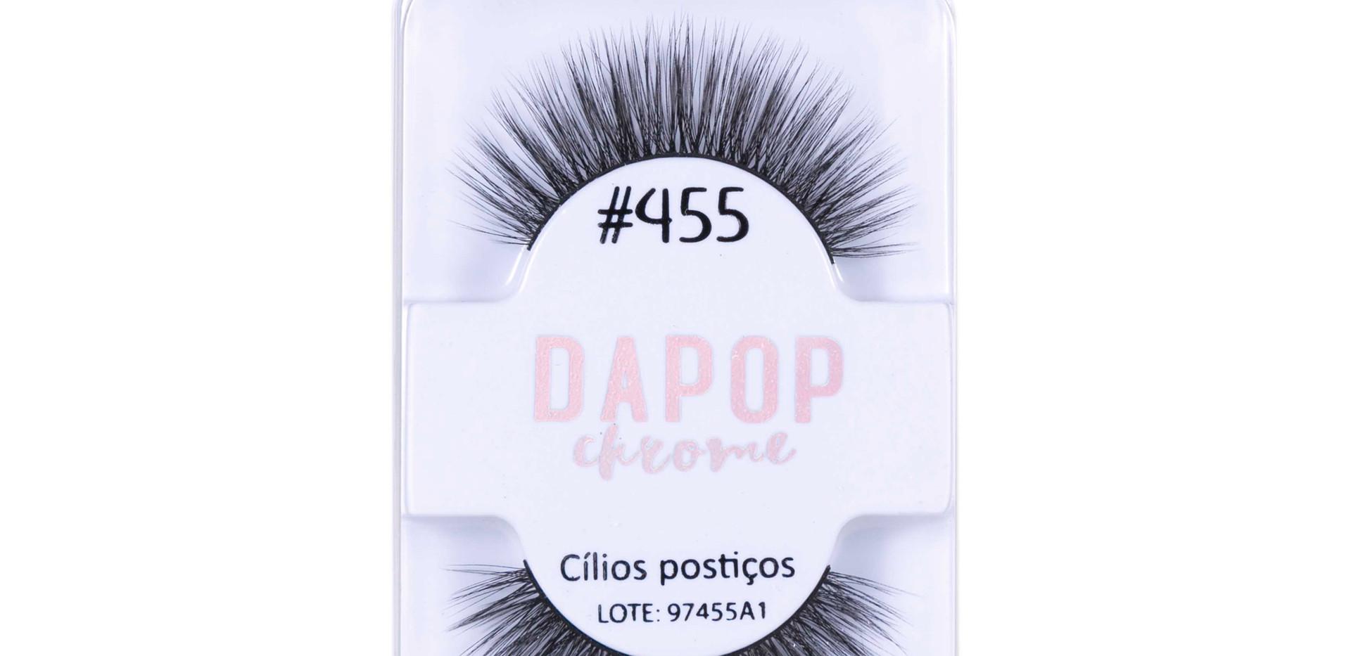 Cílios Postiços Premium #455 Dapop - HB97455 (2)