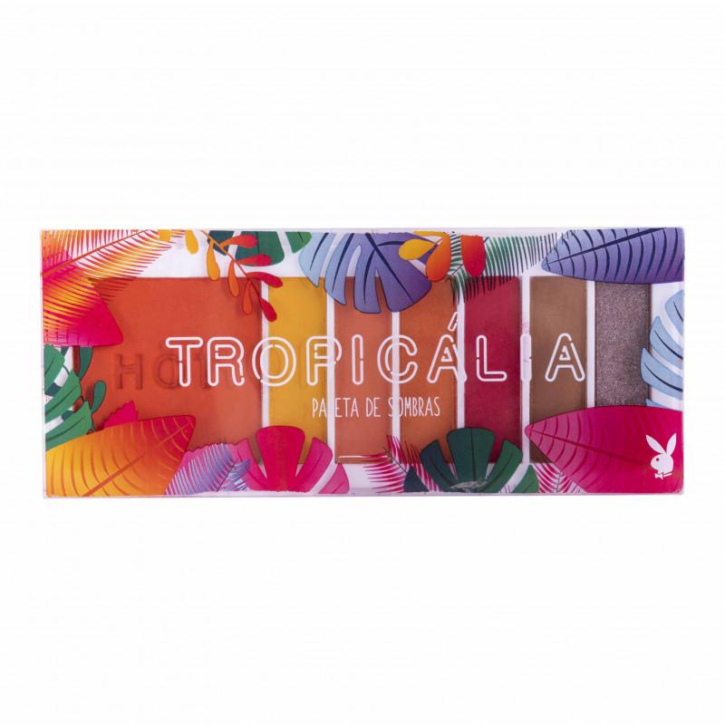 Paleta de Sombras Tropicália Playboy - PB5009