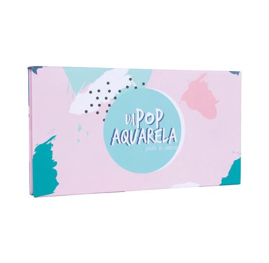Paleta de Sombras Aquarela Dapop - HB97763 (3)