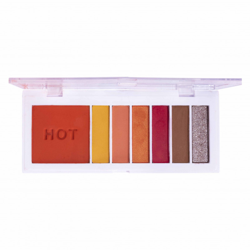Paleta de Sombras Tropicália Hot Playboy - HB5009