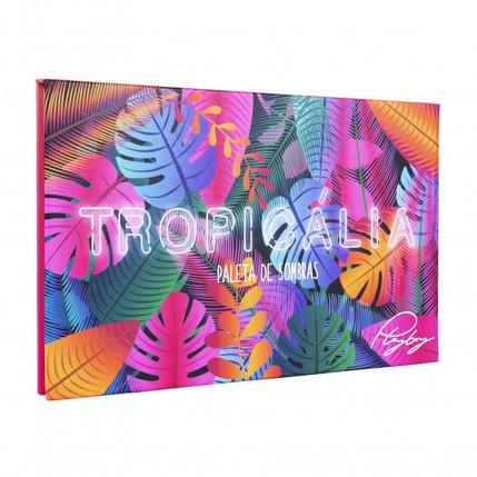 Paleta de Sombras Tropicália Playboy - HB97822