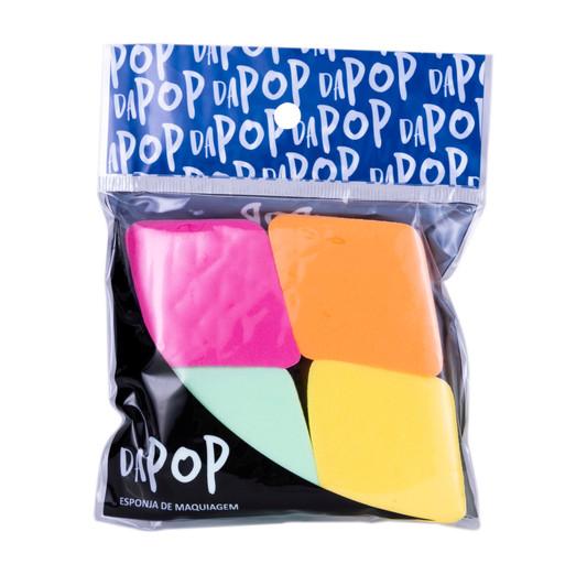 Kit de Esponjas com 4 Peças Dapop - HB97448 (3)