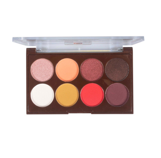 Paleta de Sombras 8 cores Dapop - HB96612 (cor 2)