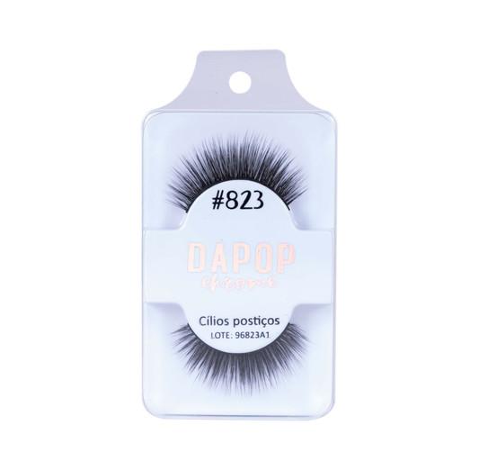 Cílios Postiços Premium #823 Dapop - HB96823 (2)