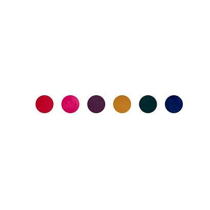 Delineador em Gel Colorido Dapop Cores - DP2014