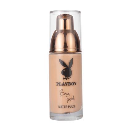 Base Facial Matte Plus Playboy - HB94668