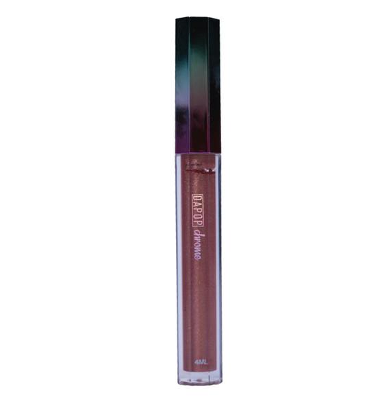 Batom Gloss Metálico Dapop - HB96598