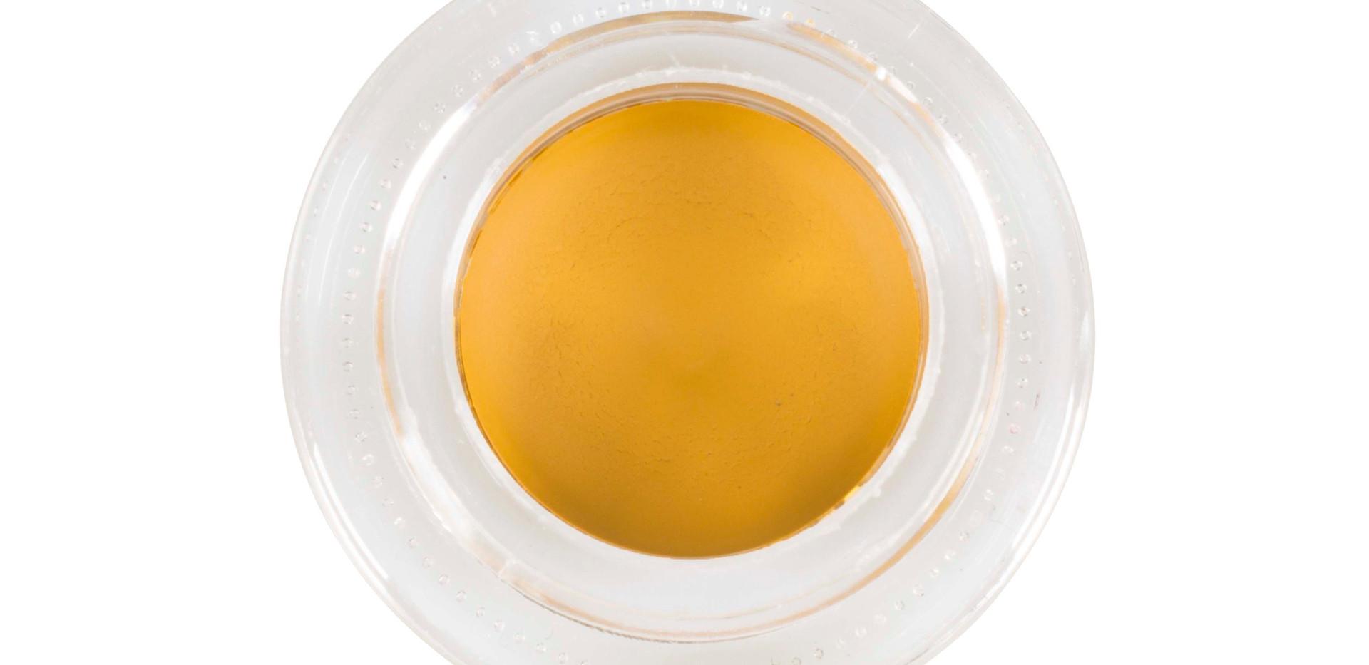 Delineador em Gel Colorido Dapop - DP2014 (cor amarela)