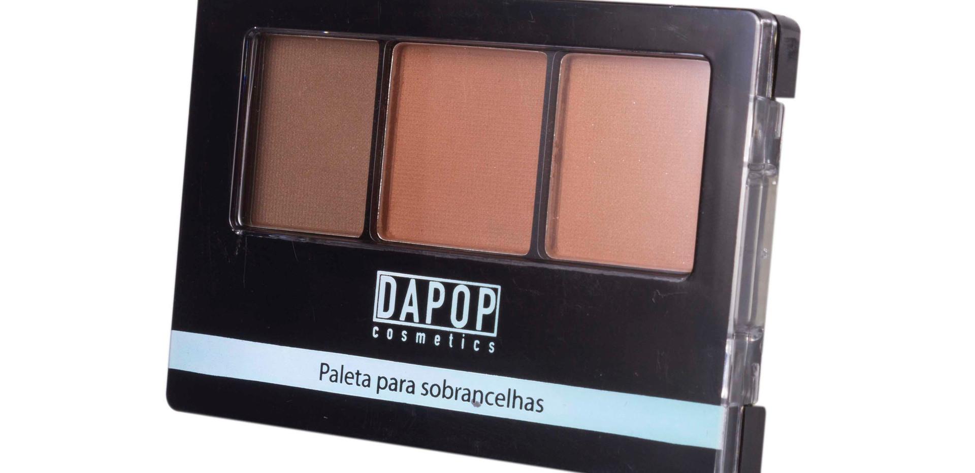 Paleta de Sombras para Sobrancelha Dapop - HB96642