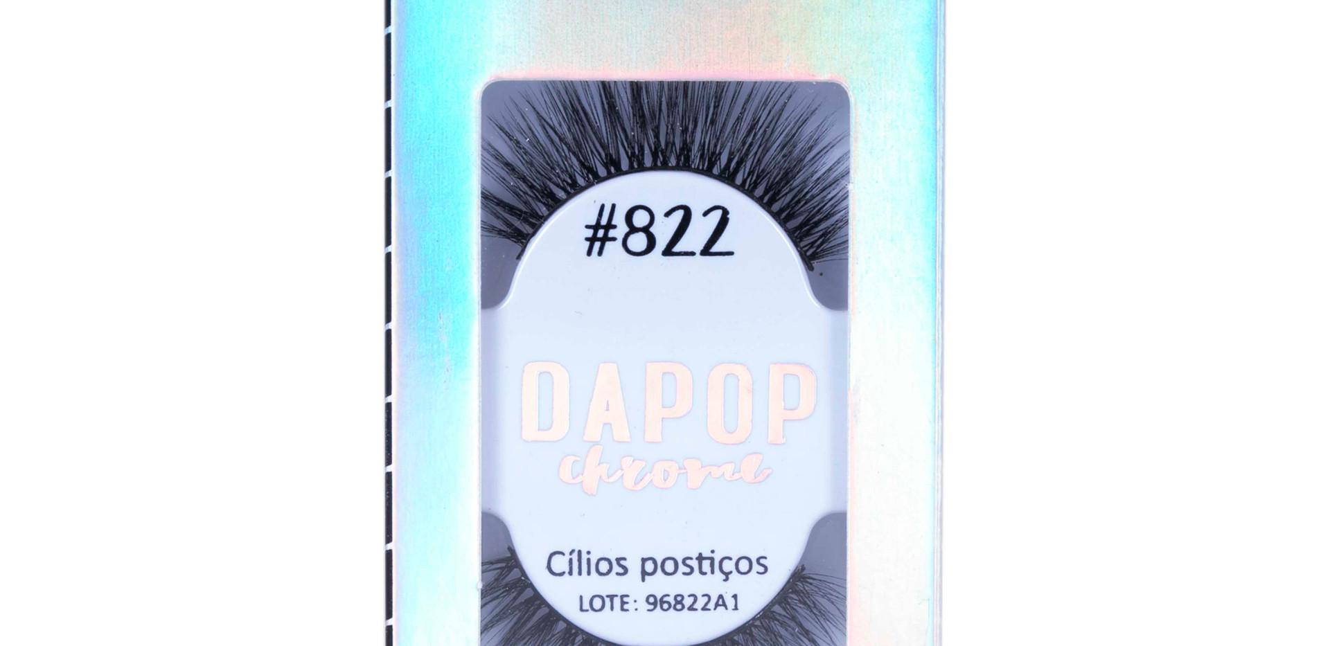 Cílios Postiços Premium #822 Dapop - HB96822 (3)
