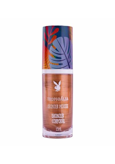 Bronzer Mousse Tropicália Playboy - PB5012