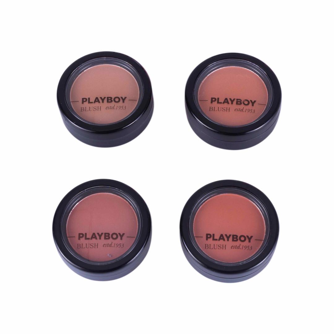 Maleta de Maquiagem Rosa Playboy - HB94675