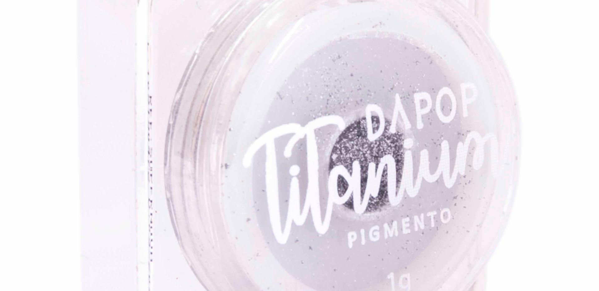 Pigmento Titanium Supernova Dapop - DP3497 (3)