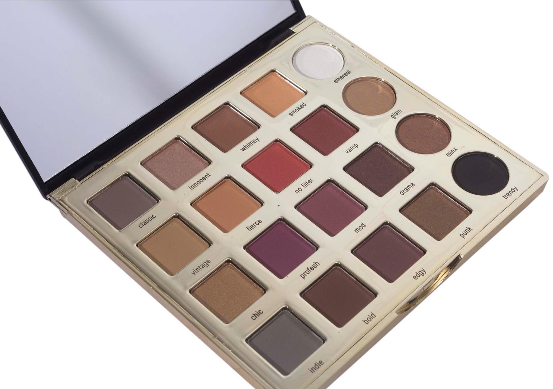 Paleta de Sombras Pro Matte Playboy - HB94552