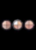 Quarteto de Iluminador e Bronze Dapop Cores - HB96980