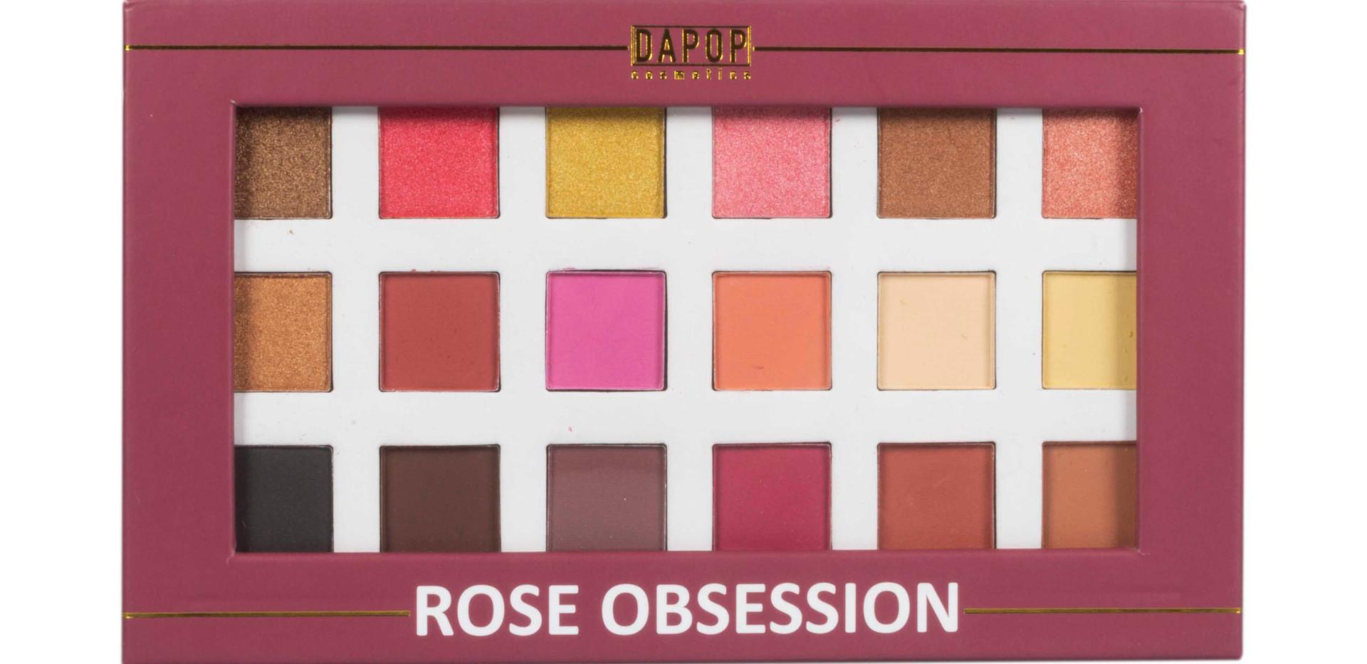 Paleta de Sombras Rose Obsession Dapop - HB96965