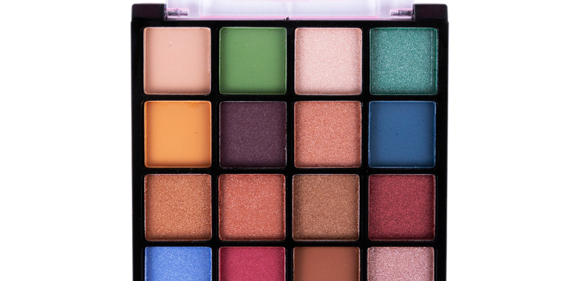Paleta de Sombras Over the Rainbow Dapop - HB96728 (cor 1)