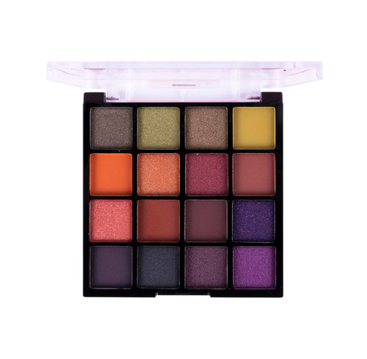 Paleta de Sombras Over the Rainbow Dapop - HB96728 (cor 3)
