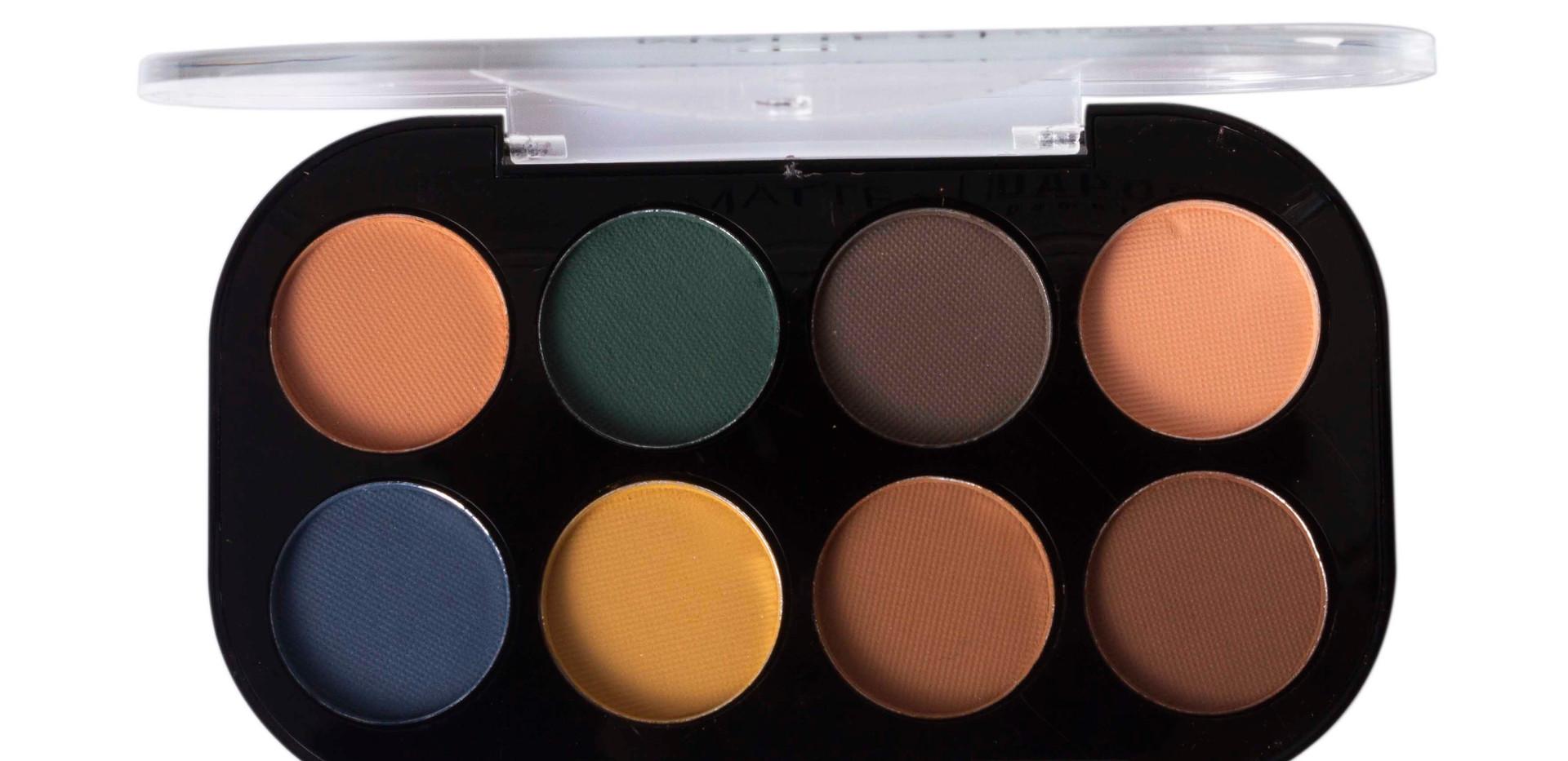 Paleta de Sombras Matte 8 Cores Dapop - HB96624 (cor 3)