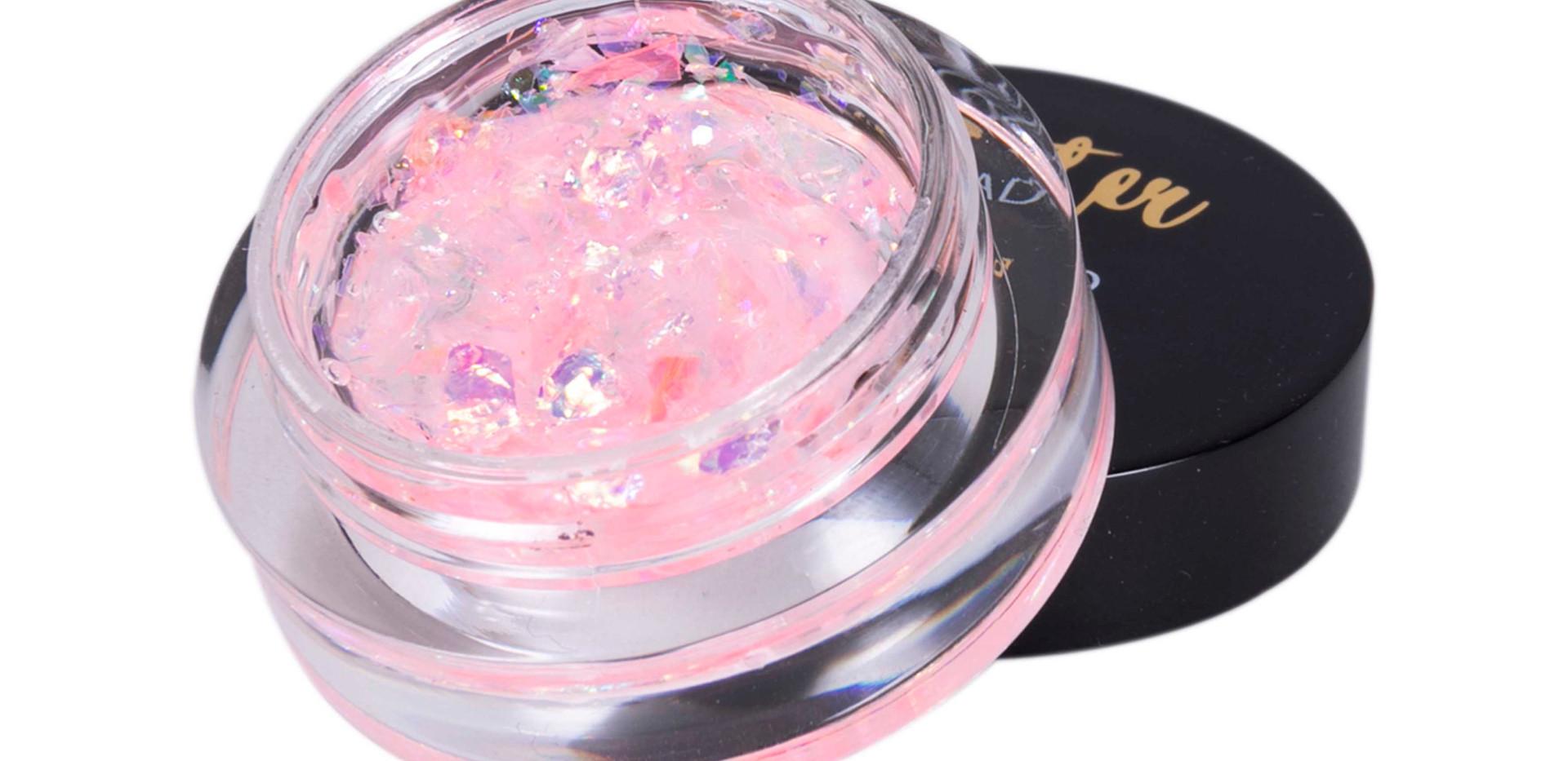 Glitter Flocado com Gel Dapop - HB96974 (cor 1)