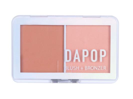 Blush + Bronzer Matte Dapop - HB96986